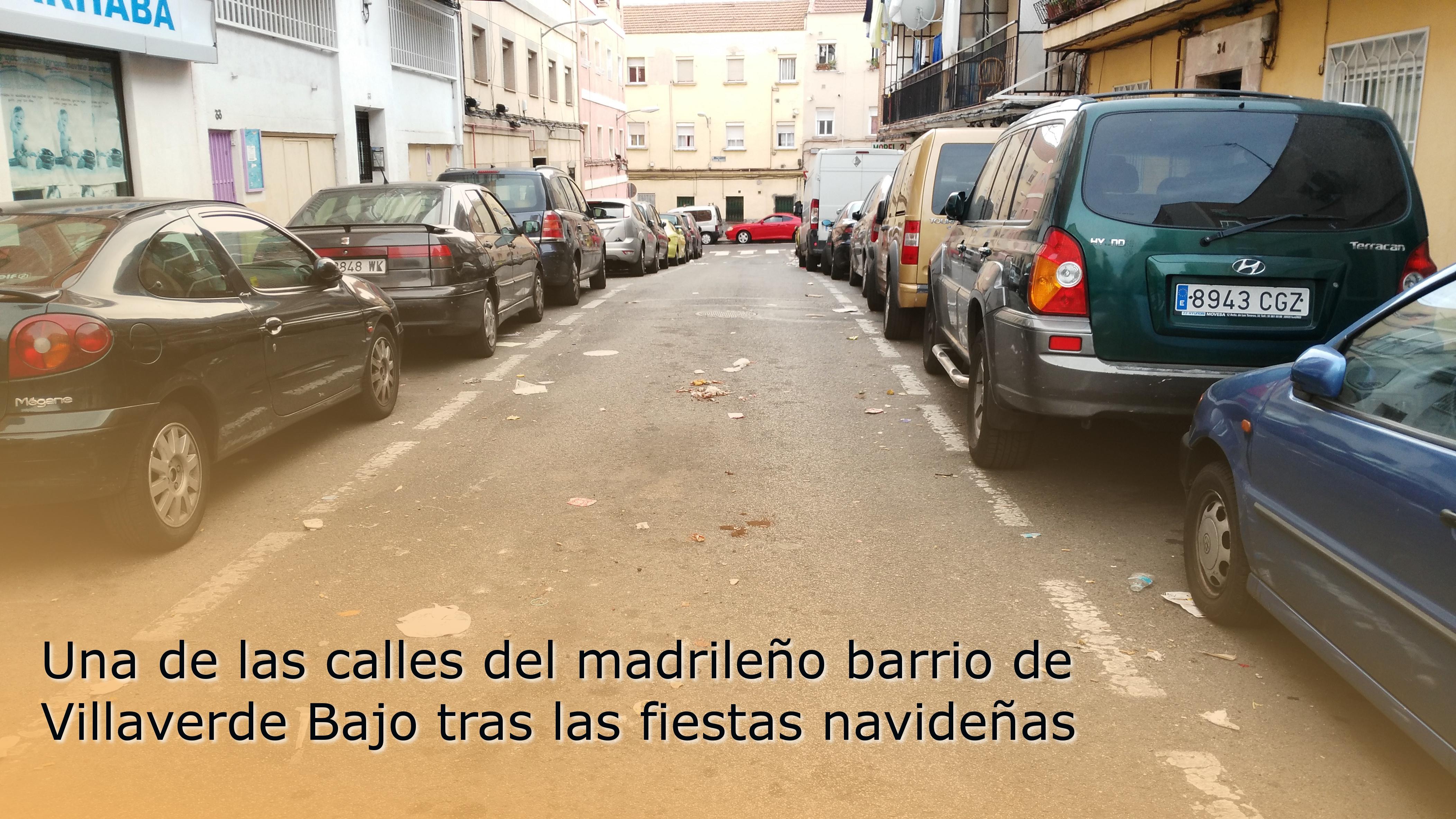 REPORTAJE: MADRID AGONIZA TRAS SIETE MESES DE CRISIS DE BASURAS