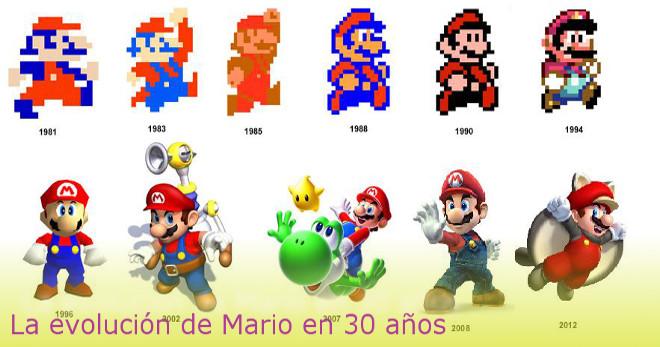 Mario, llevas más de 30 años salvando a la misma princesa