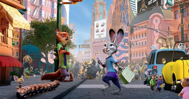 Zootrópolis: la esencia de los animales Disney al servicio del público adulto