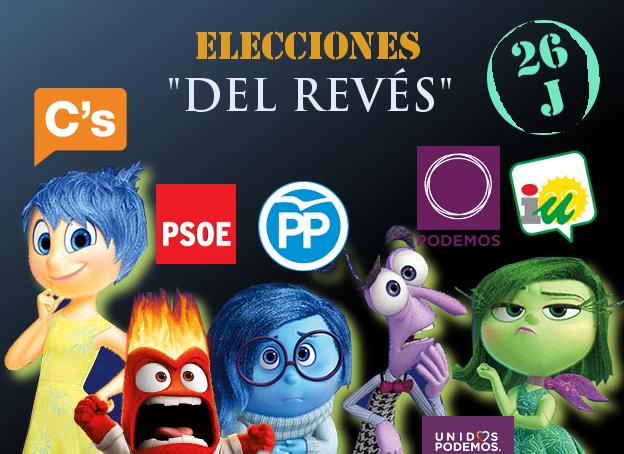 """Elecciones """"Del Revés"""""""