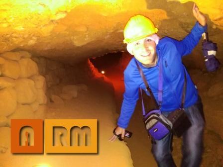 Acompáñame al interior de una mina romana