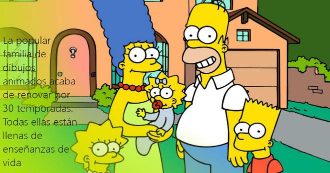 Tres frases de Los Simpson que solo entiendes al hacerte mayor