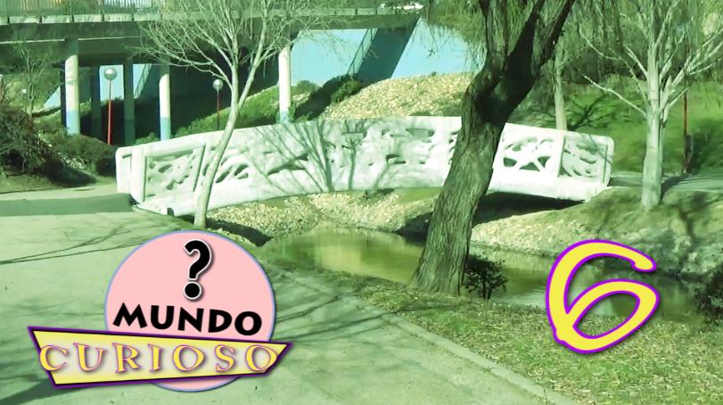 """MUNDO CURIOSO Episodio 6 """"El primer puente impreso en 3D"""""""